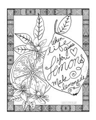 Coloring-Pages-Portfolio-Make-Lemonade